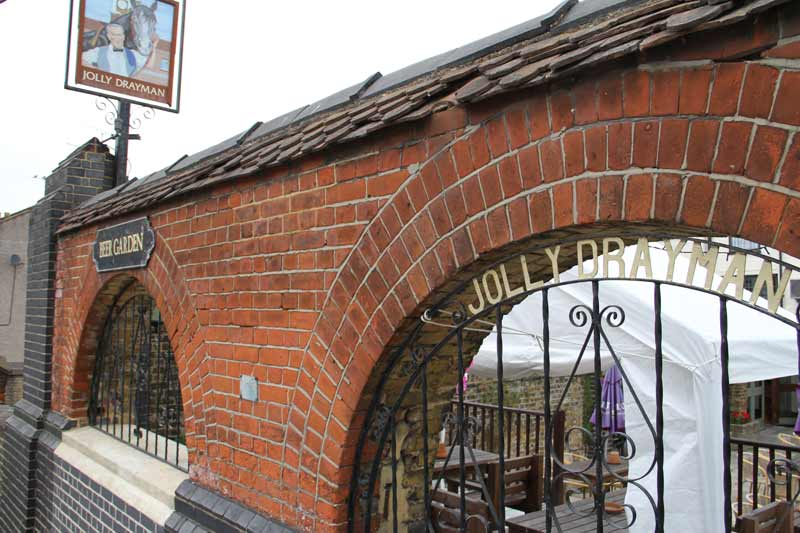 Jolly Drayman Ironed Arches